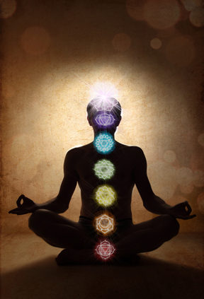 Reiki energy healing in semaphore